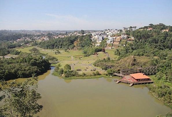 Curitiba Common Brazil Park