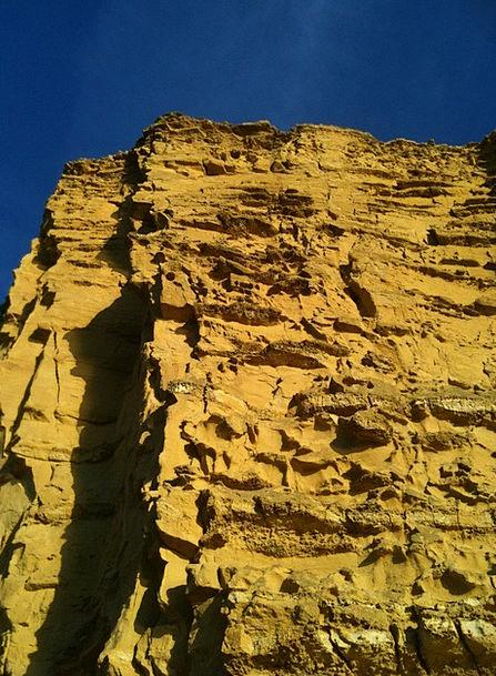 Cliff Precipice Vacation Marine Travel Beach Seash
