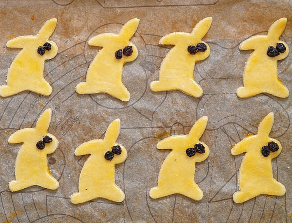 Easter Easter Cakes Easter Bunny Fine Pastry Rabbi