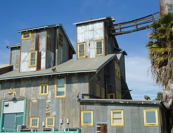 Factory Sweatshop Historic Important Bean Factory