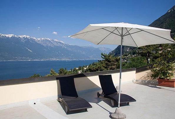 Roof Terrace Walkway Hotel Guesthouse Terrace Lazi
