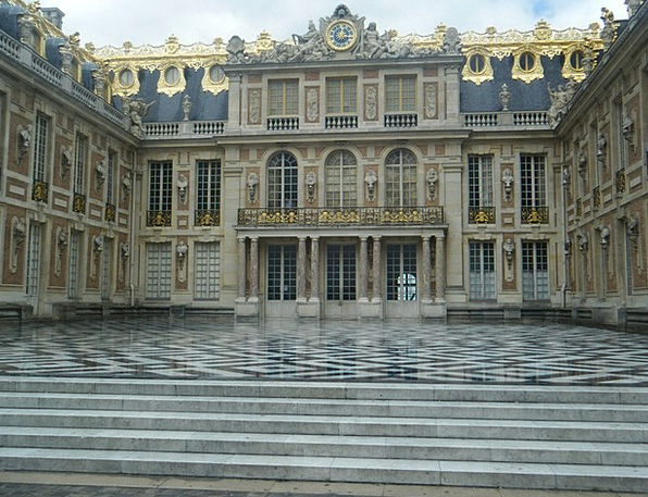 Versailles Buildings Architecture The Palace Franc
