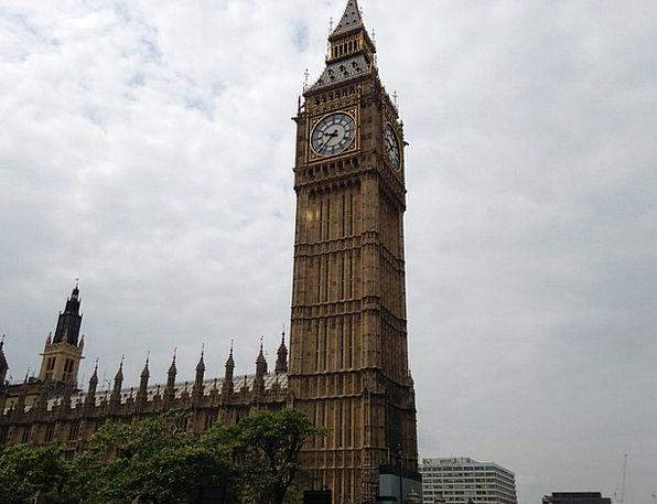 London Architect Designer Big Ben