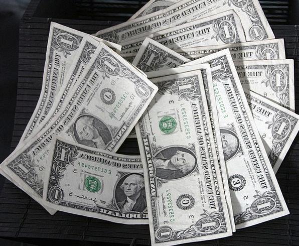 Dollars Bucks Finance Business Cash Money Investme