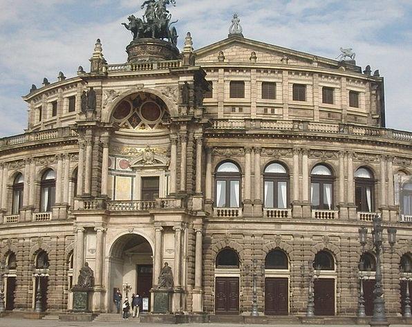 Dresden Buildings Masque Architecture Building Str