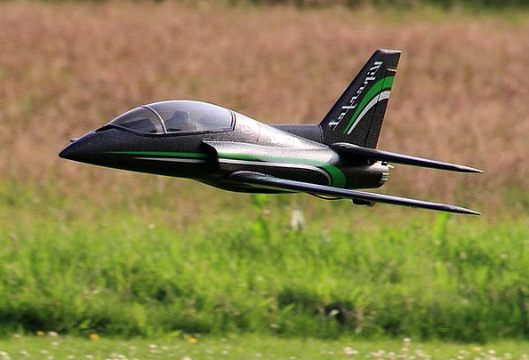Model Airplane Impellerjet Viper Jet Model Flight