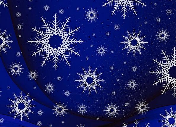 Snowflake Snow Ice Ice Crystal Crystal Formation F