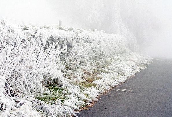 Winter Season Traffic Ice-covered Transportation I