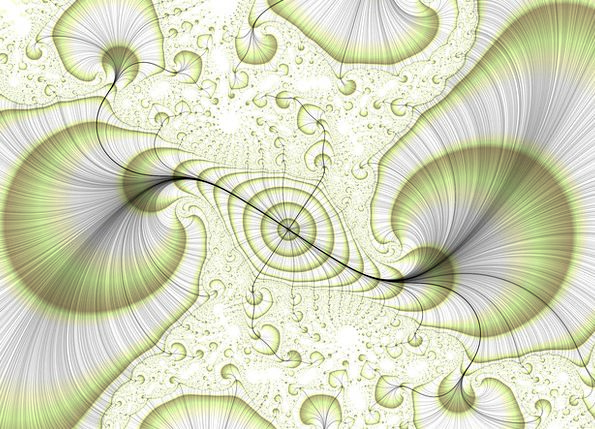 Graphic Explicit Eddy Whirlpool Fractal Curlicue J