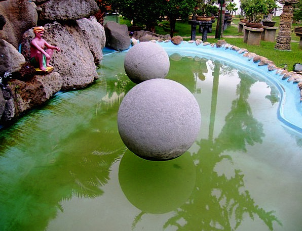 Stones Gravels Rotund Floating Stones Round Water