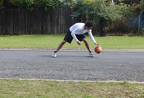 Basketball Repetition Ball Sphere Practice Exercis
