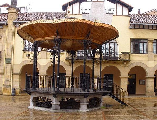 Beasain Buildings Architecture Pavilion Rotunda Sp