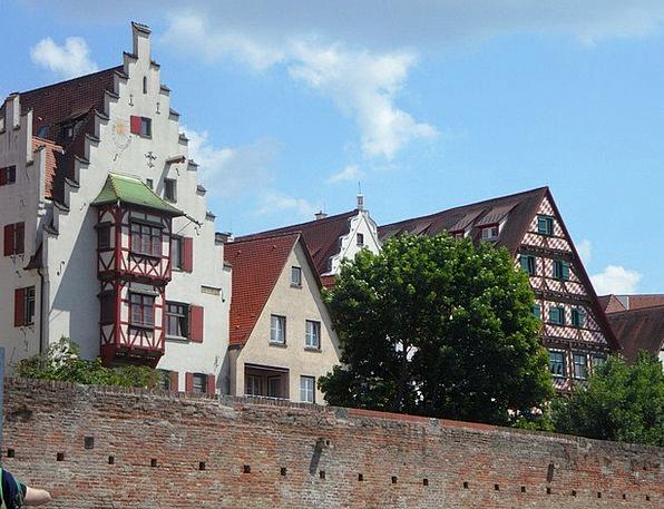 City View Buildings Architecture Ulm Bowever Build