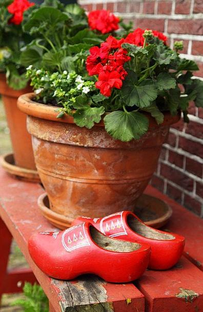 Clog Block Blocks Shoes Clogs Netherlands Wooden T