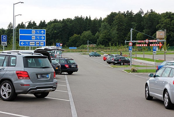 Park Common Traffic Space Transportation Park Stri