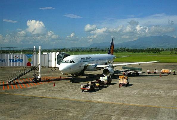 Philippines Traffic Airfield Transportation Plane
