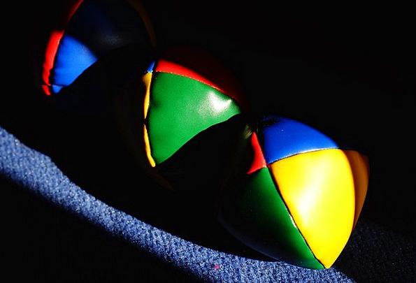 Balls Spheres Juggle Manipulate Juggling Balls Col