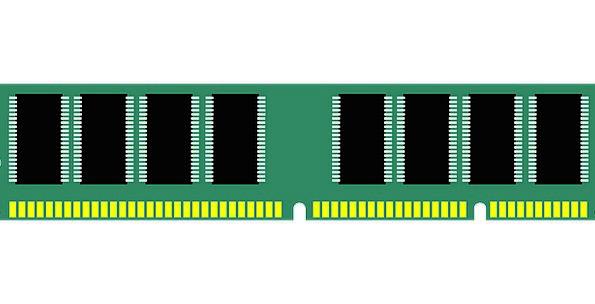 Memory Reminiscence Mark Ram Butt Chip Microchip C