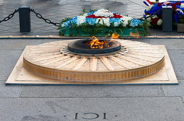 Eternal Flame Monuments Places Paris Arc De Triomp