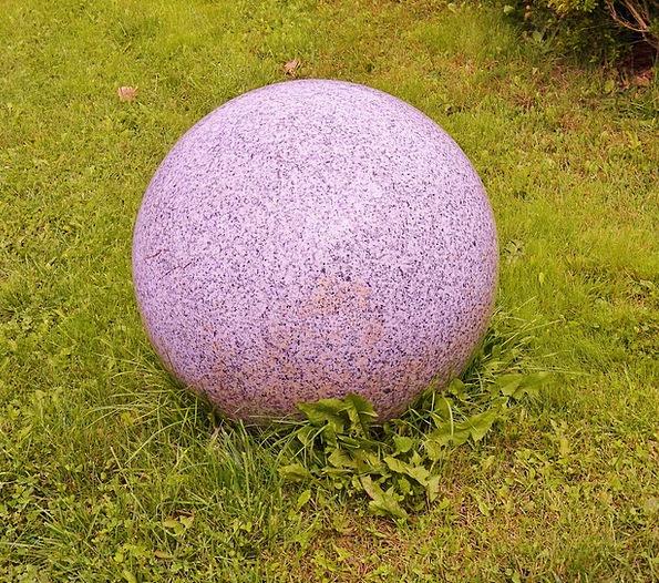 Stone Ball Pebble About Around Stone Large Big Gra