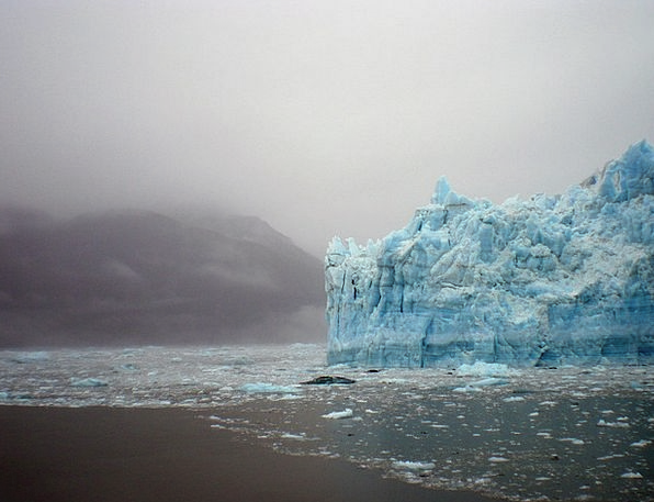 Glacier Landscapes Frost Nature Iceberg Ice Arctic