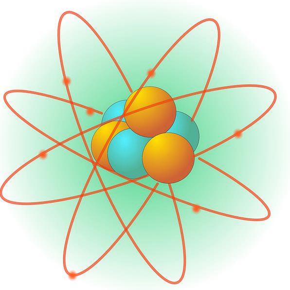 Atom Particle Discipline Chemistry Interaction Sci