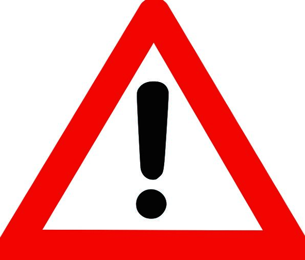 Warning Sign Sign Alert Attentive Exclamation Mark
