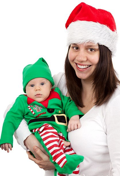 Baby Darling Lad Child Youngster Boy Kid Christmas