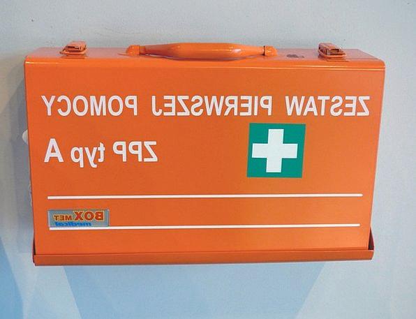 First Aid Kit Medical Emergency treatment Health M