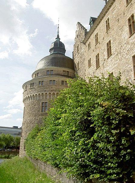Castle Fortress Monuments Places Landmark Mileston