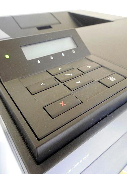 Printer Copier Office Workplace Laser Printer
