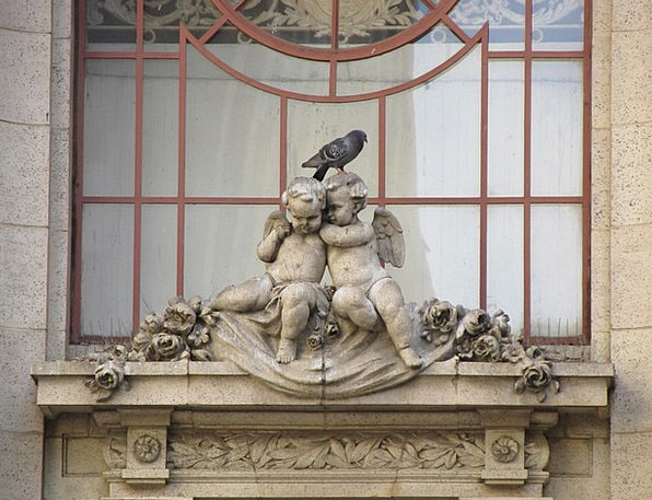 Cupids Angels Hotel Guesthouse Adolphus Downtown D