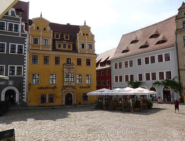 Marketplace Bazaar Town Home Meissen