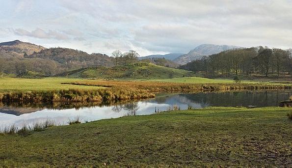 Lake District Landscapes Nature Landscape Scenery
