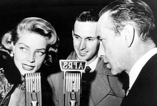 Humphrey Bogart Lauren Bacall Jack Brown Hollywood