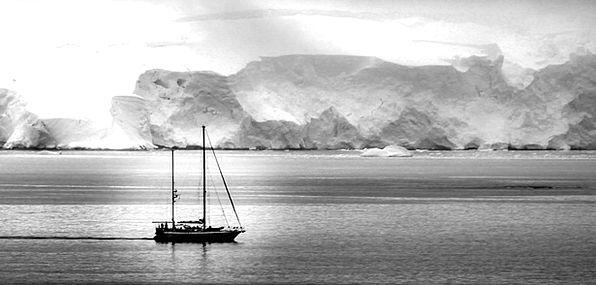 Antarctica Landscapes Nature Ship Vessel Boat Adve