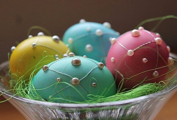 Eggs Spawns Decoration Beautification Easter
