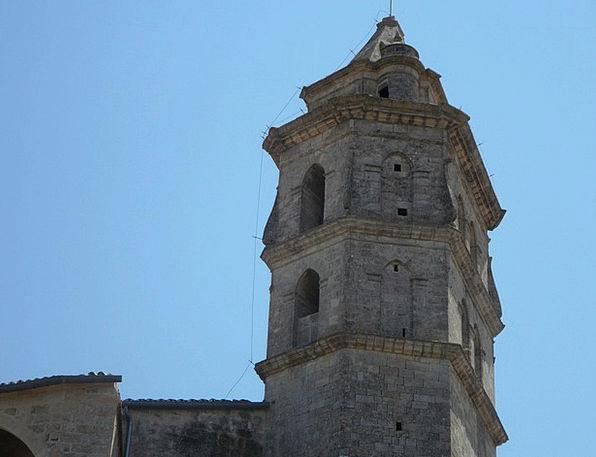 Tower Barbican Blue Steeple Sky High Petra Faith C