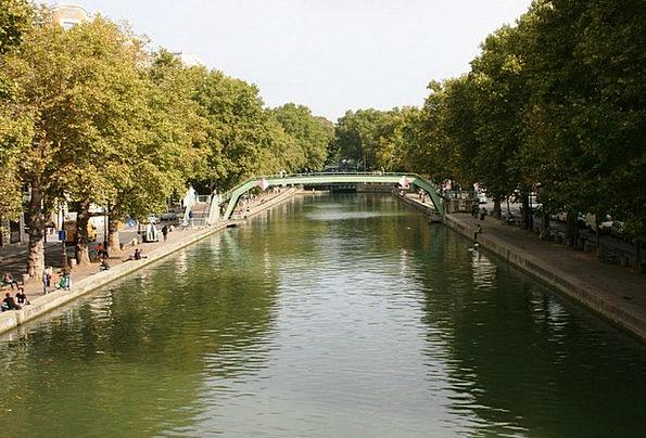 Channel Station Paris Saint Martin