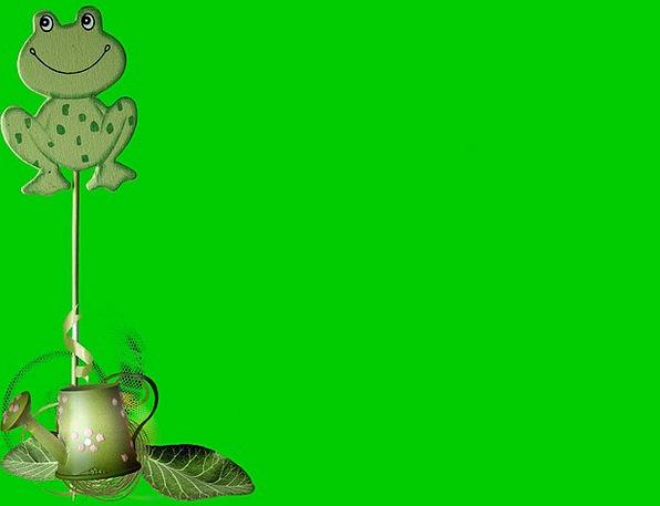 Frog Faunae Fairy Pixie Animals Tale Story Pot Gar
