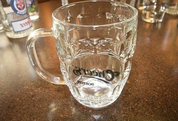 Mug Cup Cut-glass Beverage Drink Glass Cheers Mug