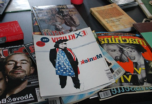 Magazines Fortnightlies Information Old Ancient Kn