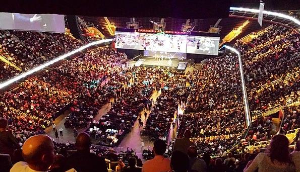 Stadium Convention Agreement Arena Many Auditorium Hall