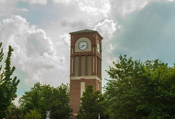 Clock Tower Buildings Vapors Architecture Clock Ti