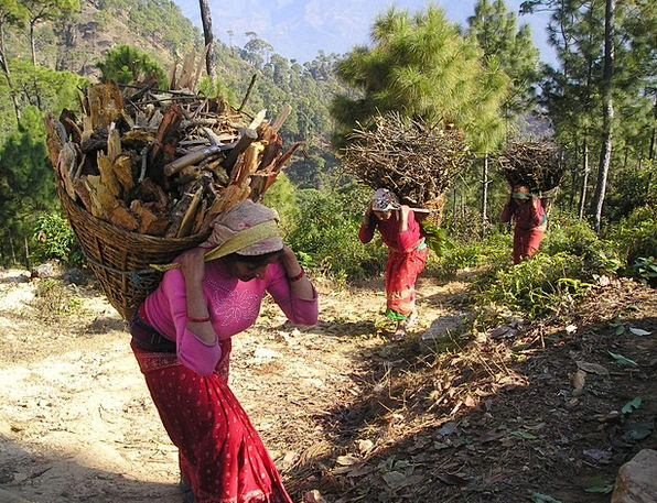 Nepal Transporter Baskets Bags Carrier Firewood Ki