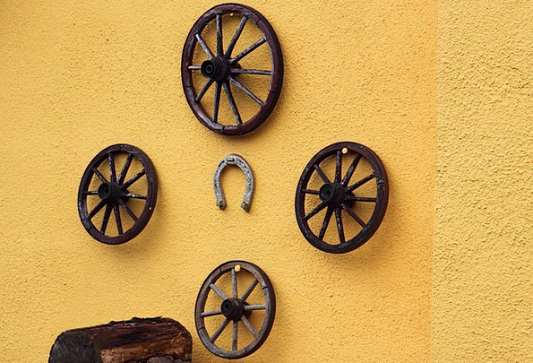 Cart Carriage Wheel Helm Wagon Wheels Helms Horses