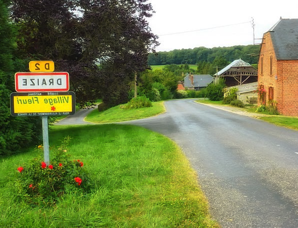 Draize Traffic Transportation Village Community Fr