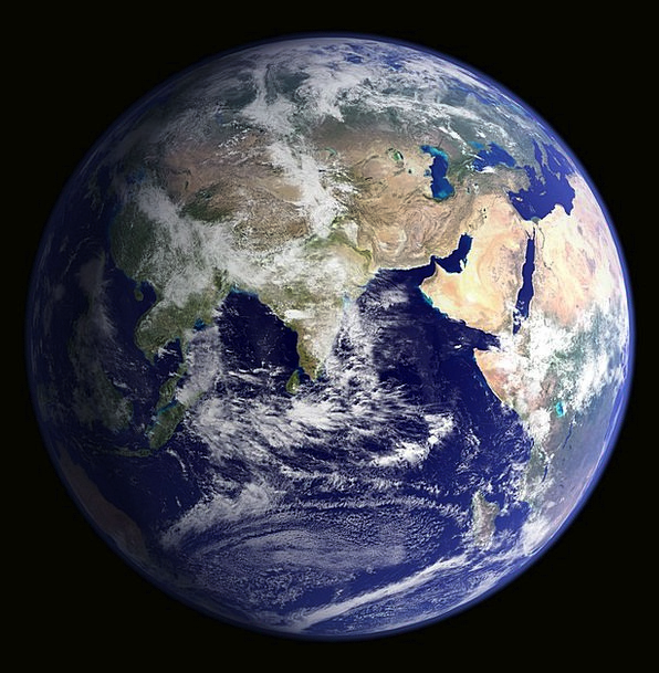 Earth Soil Globe Sphere Blue Planet Nasa Planet Sk