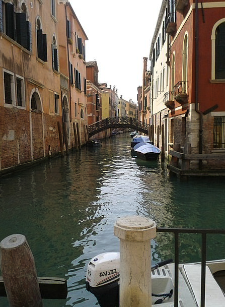 Venice Waterways Italy Canals