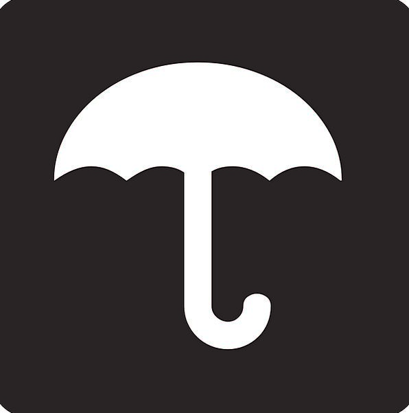Keep Save Volley Warning Cautionary Rain Packaging